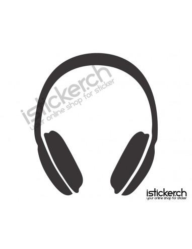 Musik DJ Headphone 2