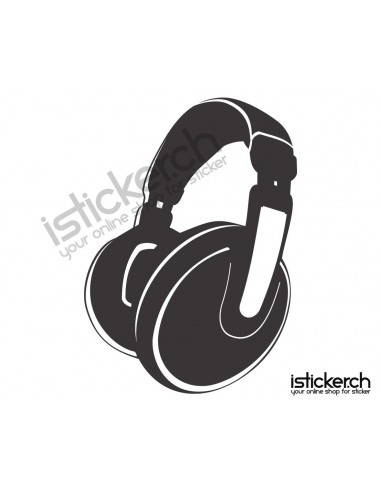 Musik DJ Headphone 3