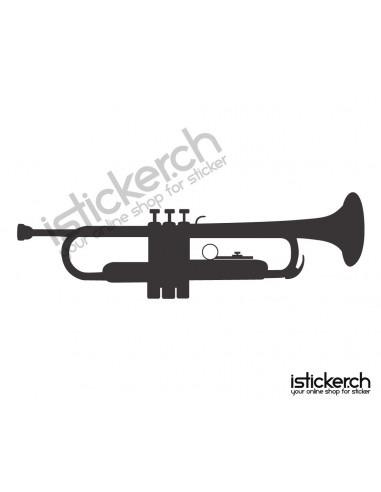 Musik Instrumente Trompete