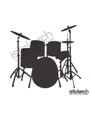 Musik Instrumente Schlagzeug / Drums