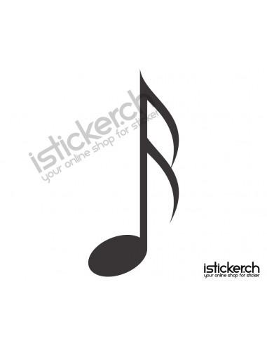 Musiknoten 4