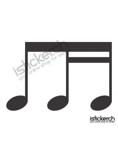 Musiknoten Musiknoten 6