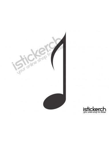 Musiknoten 7