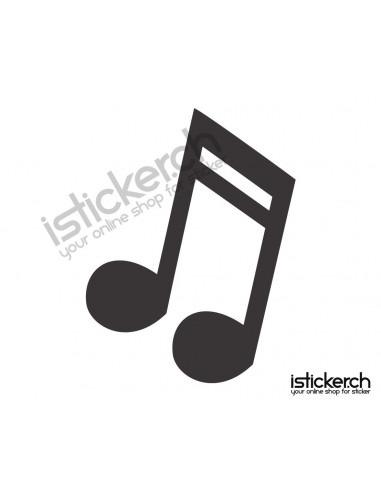 Musiknoten Musiknoten 9