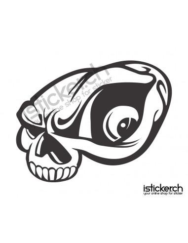 Skulls Skull / Totenkopf 4