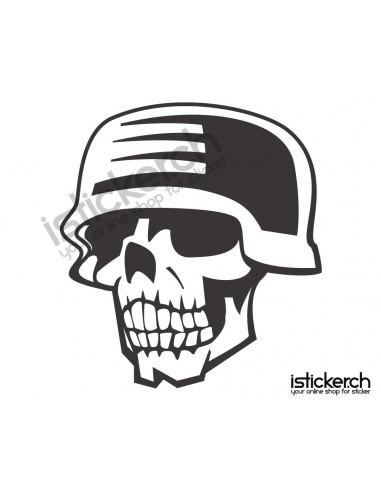 Skull / Totenkopf 6