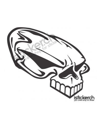 Skulls Skull / Totenkopf 8