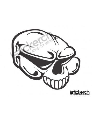 Skull / Totenkopf 9