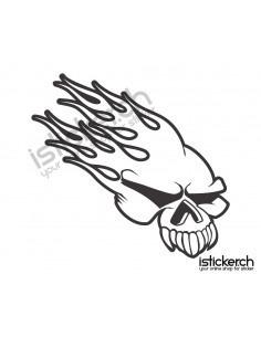 Skull / Totenkopf 10