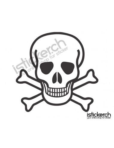 Skull / Totenkopf 13