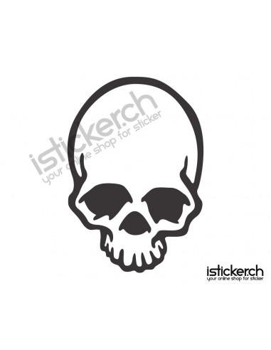 Skulls Skull / Totenkopf 15