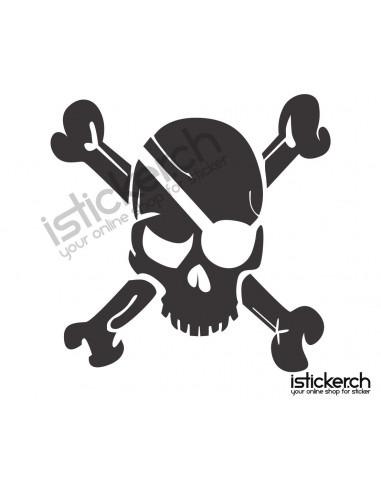 Skull / Totenkopf 16