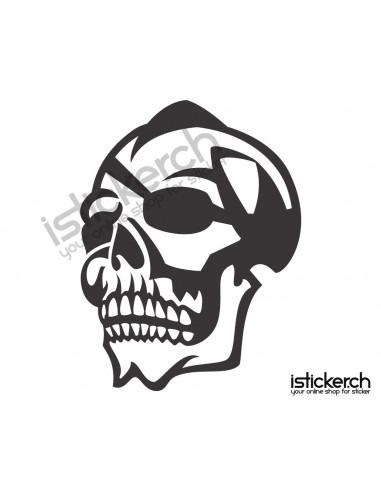 Skull / Totenkopf 17