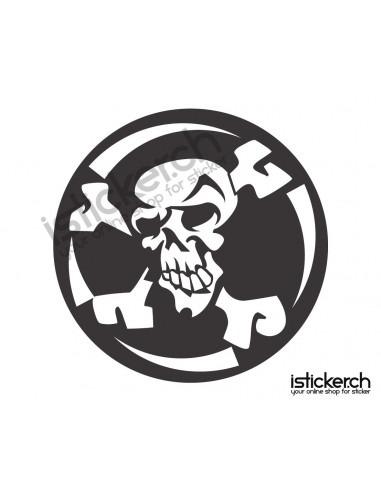 Skulls Skull / Totenkopf 19