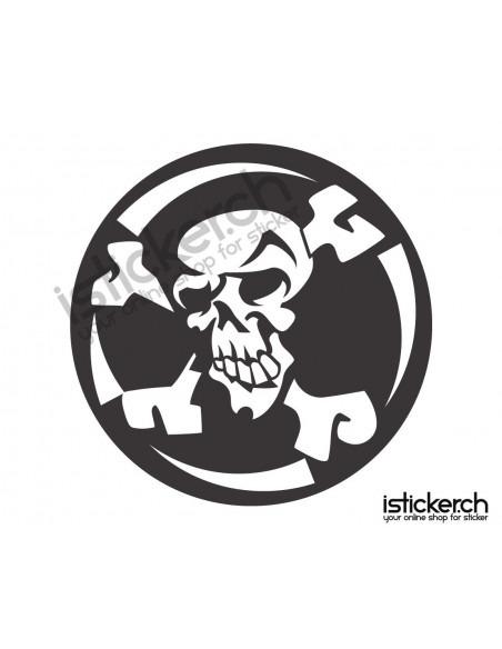 Skull / Totenkopf 19