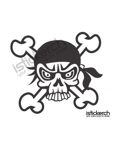 Skull / Totenkopf 20