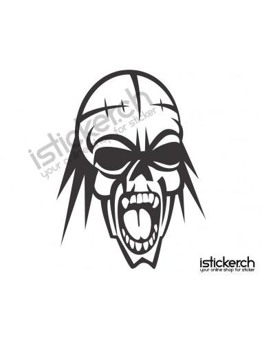 Skulls Skull / Totenkopf 24