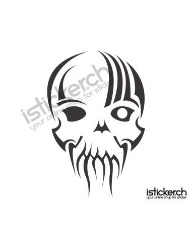 Skulls Skull / Totenkopf 25