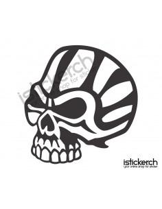 Skull / Totenkopf 26