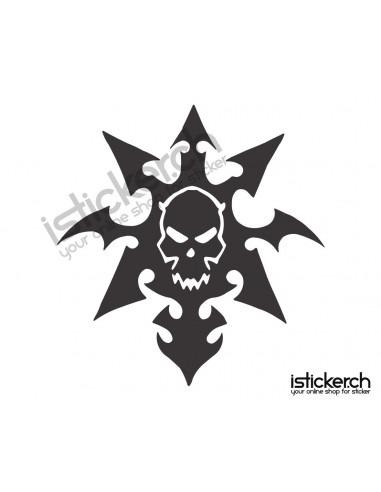 Skull / Totenkopf 27
