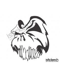 Skull / Totenkopf 32