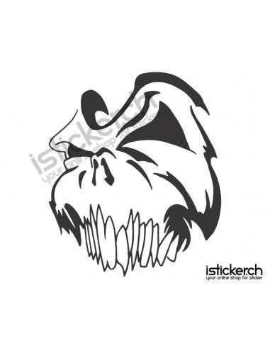 Skulls Skull / Totenkopf 32