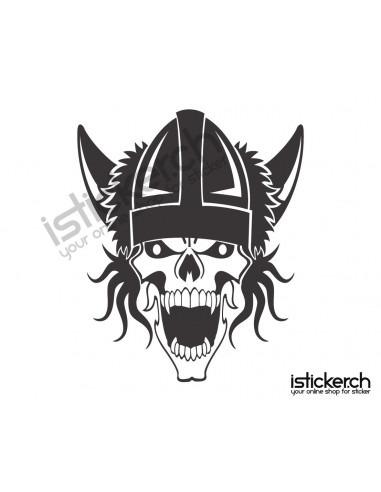 Skull / Totenkopf 34