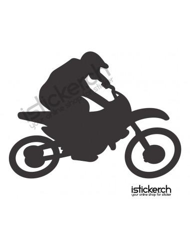Motorrad Motocross 6