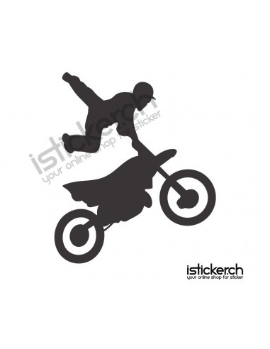 Motorrad Motocross 8