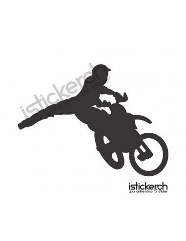 Motorrad Motocross 10
