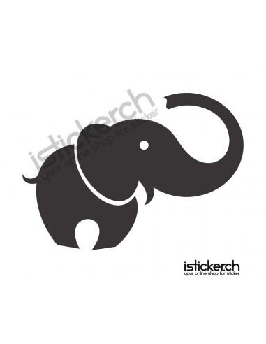 Elefanten Elefant 5