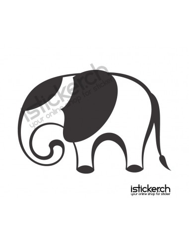 Elefanten Elefant 6