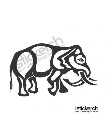 Elefant 10