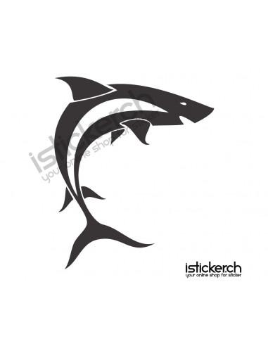 Fische & Haie Haifisch 1