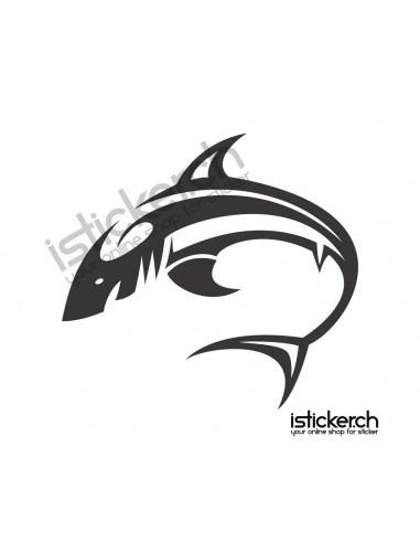 Fische & Haie Haifisch 2