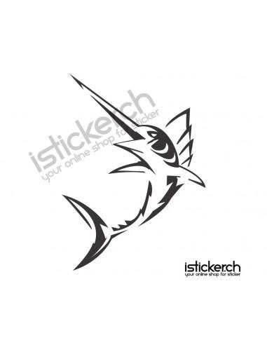 Fische & Haie Schwertfisch 1