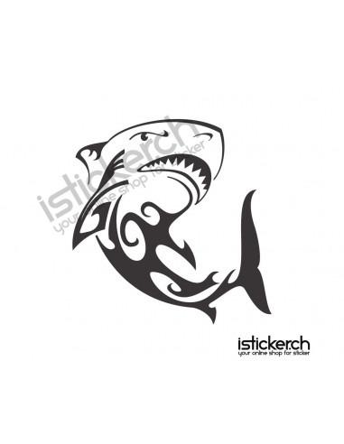 Fische & Haie Haifisch 4