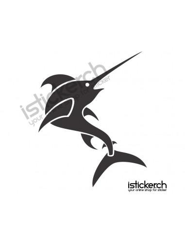 Fische & Haie Schwertfisch 2