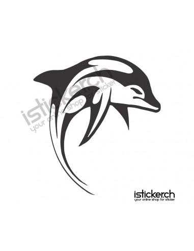 Fische & Haie Delfine 3