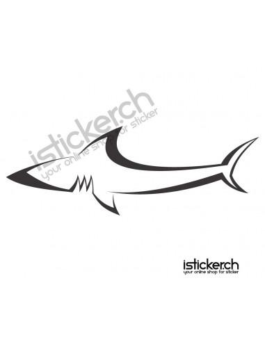 Fische & Haie Haifisch 8