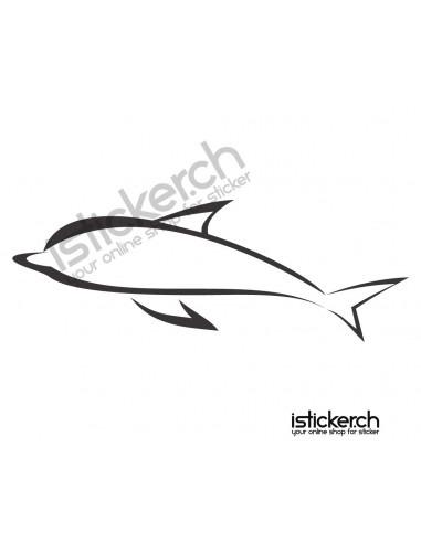 Fische & Haie Delfine 4