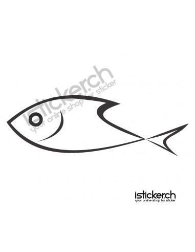 Fische & Haie Fisch 4