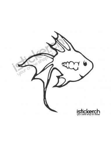 Fische & Haie Fisch 5