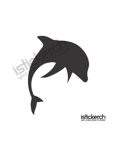 Fische & Haie Delfine 8