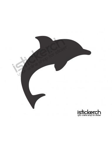 Fische & Haie Delfine 10