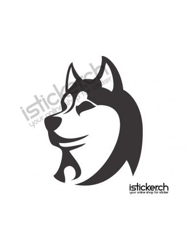 Hunde Husky
