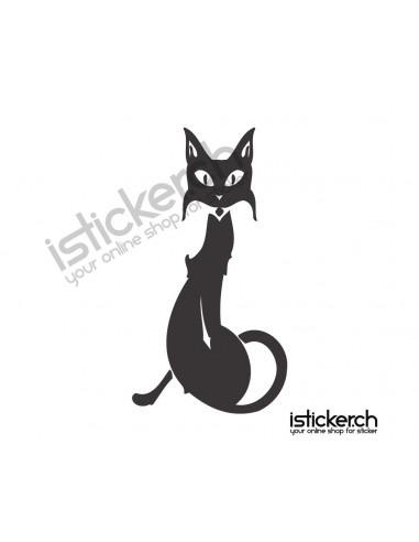 Katzen Katze 31