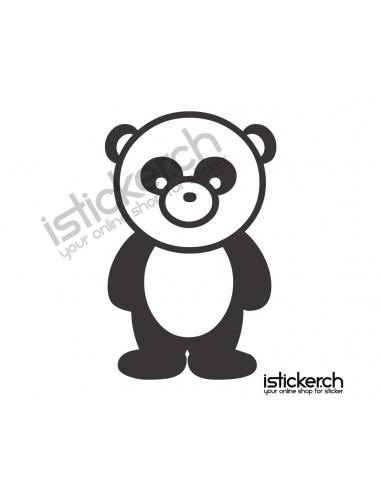Pandabär Panda 4