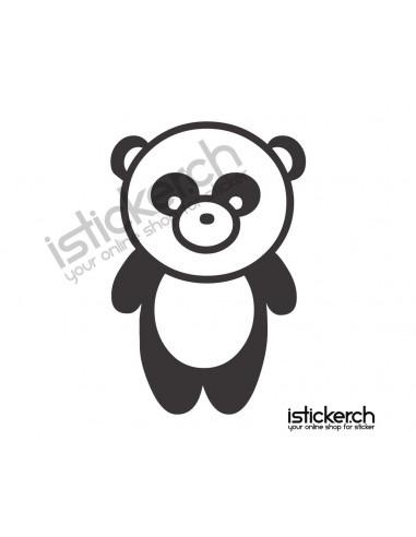 Pandabär Panda 5