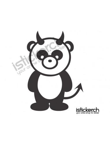 Pandabär Panda 6